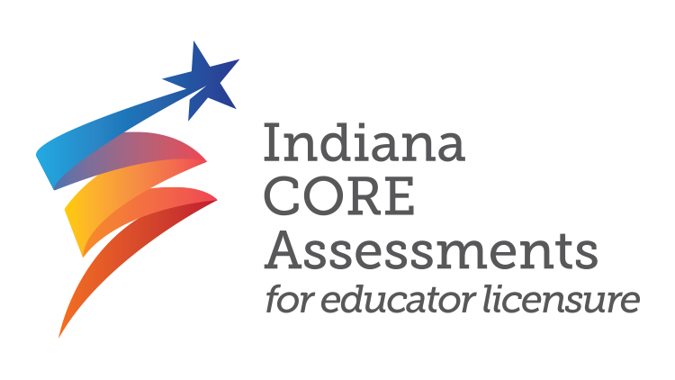 State of Indiana educator assessment logo